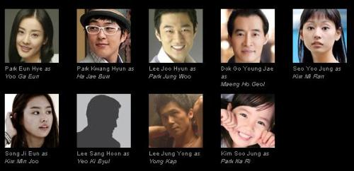 cerita singkat lengkap Pink Lipstick drama korea yang lagi tayang di
